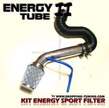 KIT D'ADMISSION DIRECTE SPORT FILTRE A AIR TUBE ALU ENERGY 2 +DURITE POUR NISSAN