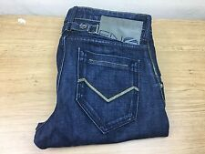 Energie By Sixty Twisted Men`s Jean Pant Trouser Size 30 (Made In Italy)