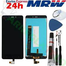 PANTALLA PARA XIAOMI REDMI NOTE 4 NEGRA TACTIL LCD DISPLAY Black