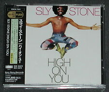 SLY ( & The Family ) STONE High On You CD 1995 Epic / Sony Japan-Import MINT
