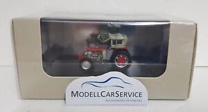 Mo-Miniatur 1/87: 20681 Tractor Massey-Ferguson Mf 178, With Canopy