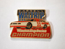 Darrell Waltrip Winston Cup Series Champion Racing Pin #11 Bodine Budweiser