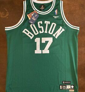 Reebok HWC NBA Boston Celtics John Havlicek Basketball Jersey