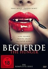 8 DVD-Box ° Begierde - The Hunger ° die komplette Serie ° NEU & OVP