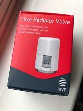 Brand New Hive Home TRV Thermostatic Radiator Valve