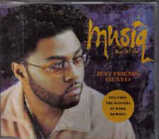 Musia Soulchild-Just Friends cd maxi single 8 tracks