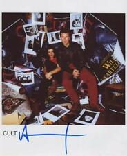 The Cult (Band) Signed Photo Genuine In Person Ian Astbury