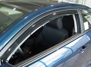 In-Channel Vent Visors for 2000 - 2005 Toyota Echo 2 Door