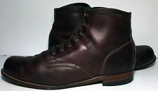 Wolverine 1000 Mile Chukka Brown Leather Boots Men's Size 12 EEE  ( Extra Wide )
