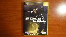 1643 Xbox Tom Clancy's Splinter Cell PAL