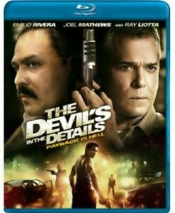 DEVIL'S IN THE DETAILS NEW BLURAY
