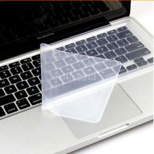 Transparent Keyboard Protector Film Silicone Skin Cover For Laptop PC Notebook A