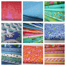 Tula Pink - ZUMA collection 100% cotton quilting & patchwork fabric sea & shells