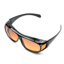 Optic Night Vision Protection Glasses Driving Anti Glare Eyeglasses HD UV Wind