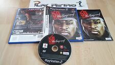 PLAY STATION 2 PS2 50 CENT BULLETPROOF COMPLETO PAL ESPAÑA