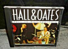 Hall & Oates - Fall In Philadelphia (CD, 2001) FAST & FREE