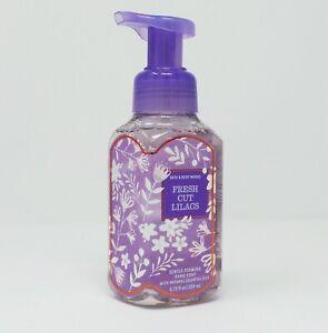 Bath And Body Works Gentle Foaming Hand Soap - Fresh Cut Lilac - Summer Stock