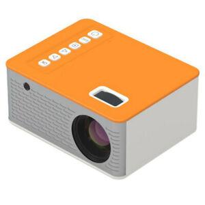 Smart LED Mini Projector WiFi Bluetooth 1080P Portable Home Theater Cinema USB