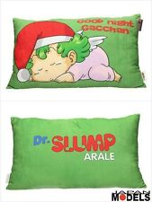 Dr Slump e Arale Sleeping Cushion - Cusino Gatchan 50x30x6 SD Toys New Nuovo