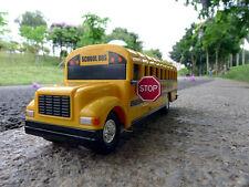 Yellow school bus school US ERTL