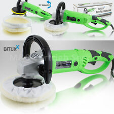 BITUXX® Autopoliermaschine 1500Watt Schleifmaschine Autopolierer Autopflege