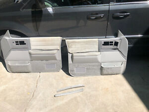 Interior Door Panels Parts For 1992 Chevrolet S10 Blazer For Sale Ebay