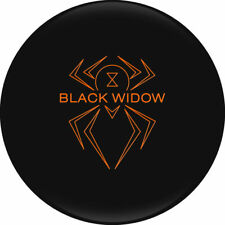 Hammer Black Widow Urethane Bowling Ball 13 lbs Big Core Controllable Hook