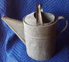 Very Nice Vintage Old Fashioned Steel Watering Can - GREAT FOR POTTED PLANTS