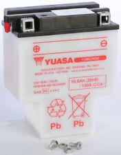 YUASA BATTERY HYB16A-AB YUAM22H6B MC Honda