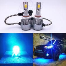 NEW 2x 9005 HB3 8000K Ice Blue 8000LM CREE LED Headlight Bulbs Kit High Low Beam