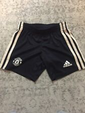 BNWOT adidas Manchester United Away 2019 2020 Away Shorts 3-4 Years Old Kids