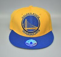 Golden State Warriors adidas NBA Men's Fitted Cap Hat - Size: 7