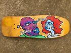 OG Vision Mark Gonzales skateboard Original 1988 Man & Woman Gonz M&W Rare