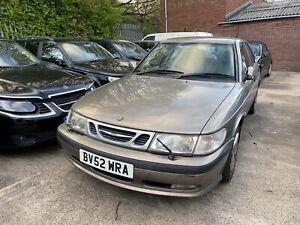 Saab 9-3 1998-2002 5 Door Hatch Breaking, drivers headlight for sale