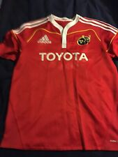 Munster Rugby Jersey Size Large