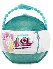 L.O.L. 2018 Limited Edition PEARL SURPRISE Mermaid LOL Ball Doll Big💖AUTHENTIC