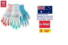 Gardening Gloves 10 Pack Gardena Latex Coating Outdoor Gear Garden Equipment NE