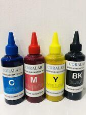 100ml x4 Dye sublimazione inchiostro per stampanti a colori Epson 4 alta qualità garantita