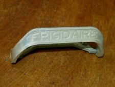 Vintage Frigidaire Aluminum Metal Handle Pull with Backing & 2 Screws