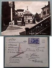 Bergamo Alta - Il Battistero 1952