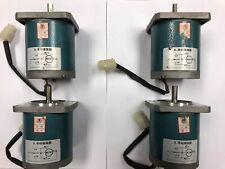 (4)pcs. High Torque Low-speed AC Synchronous Motors   70TDY060A4-2   SOK Motor