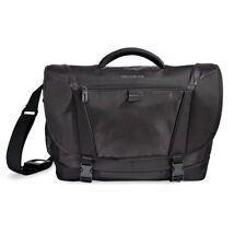 New Samsonite Tectonic 2 Computer Messenger Bag Laptop Courier Shoulder  Black 61c74fa96c