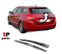 FOR PEUGEOT 308 ESTATE 13 -18 NEW REAR WIPER ARM WITH 295 MM BLADE