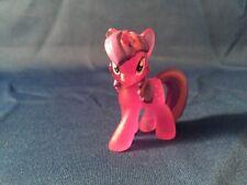 My Little Pony MLP Clear/Neon Mini Pony Twlight Sparkle