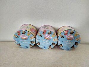 Disney Princess Comic Minis Figure Blind Bag Box Series 3 NEW Sealed Lot of 3