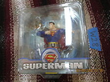 W28_6 DC Direct Lot SUPERMAN PAPERWEIGHT BUST Justice League Unlimited JLU
