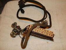 SEEBURG JUKEBOX SELECTOR - M100B, M100BL, M100C 1950-1952