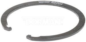 Wheel Bearing Retaining Ring Front,Rear Dorman 933-103 (G8AA)