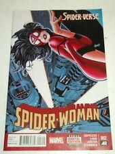 SPIDERWOMAN #2 MARVEL COMICS NM (9.4)