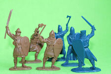 Crusaders saracens Plastic Toy Soldiers set 1/32 54mm exclusive